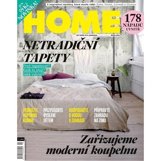 HOME - 10/2018 - Elektronický časopis