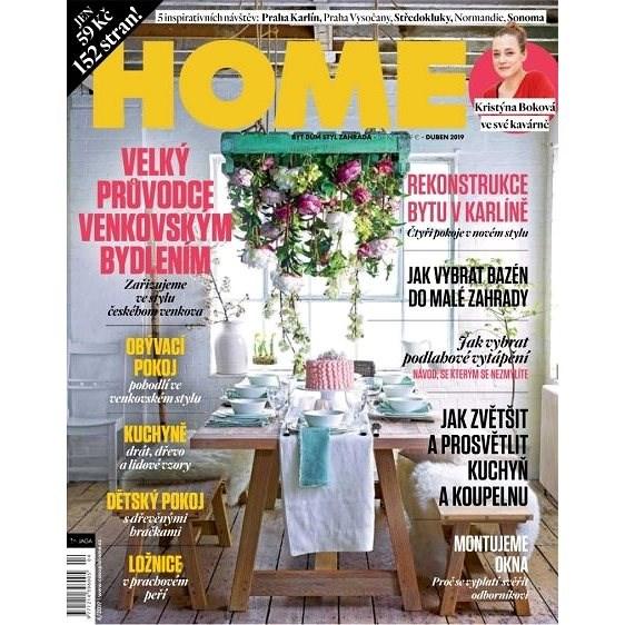 HOME - 4/2019 - Elektronický časopis
