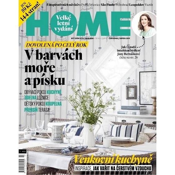HOME - 7-8/2019 - Elektronický časopis