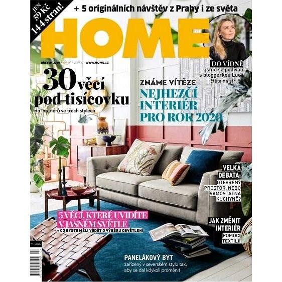 HOME - 3/2020 - Elektronický časopis