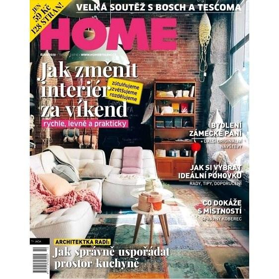 HOME - 10/2020 - Elektronický časopis