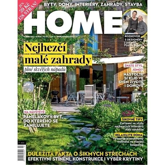 HOME - 4/2021 - Elektronický časopis