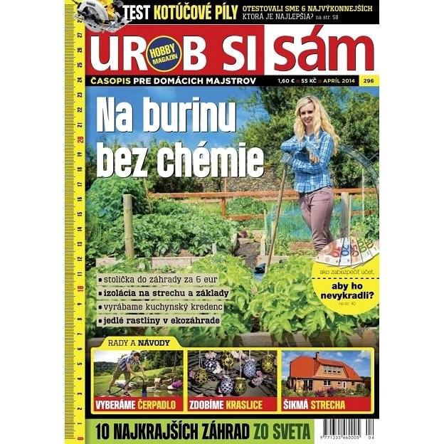Urob si sám - 4/2014 - Digital Magazine