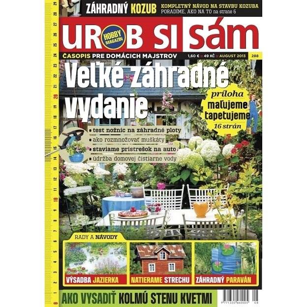 Urob si sám - 8/2013 - Digital Magazine
