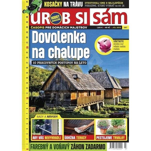 Urob si sám - 07/2013 - Digital Magazine