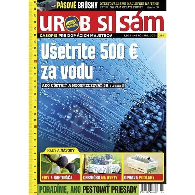 Urob si sám - 05/2013 - Digital Magazine