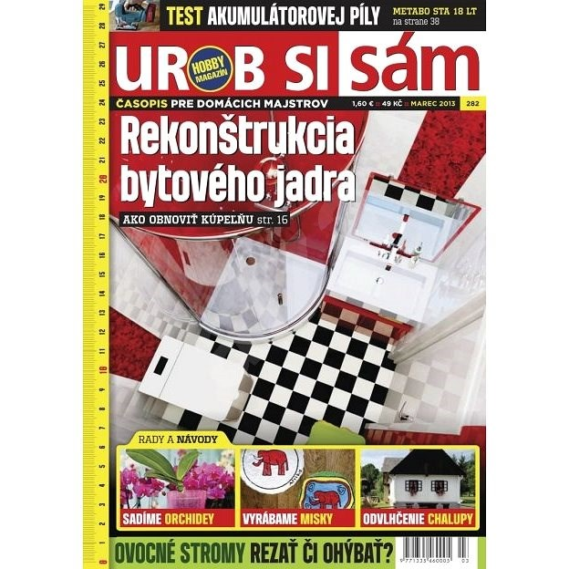 Urob si sám - 03/2013 - Digital Magazine