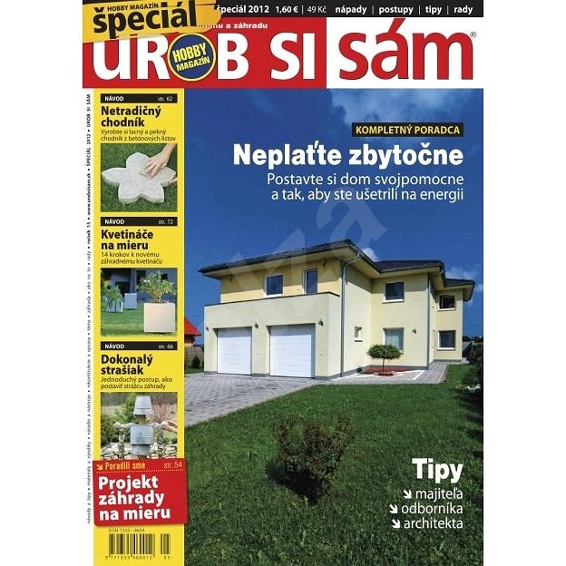 Urob si sám - Špeciál 2012 - Digital Magazine