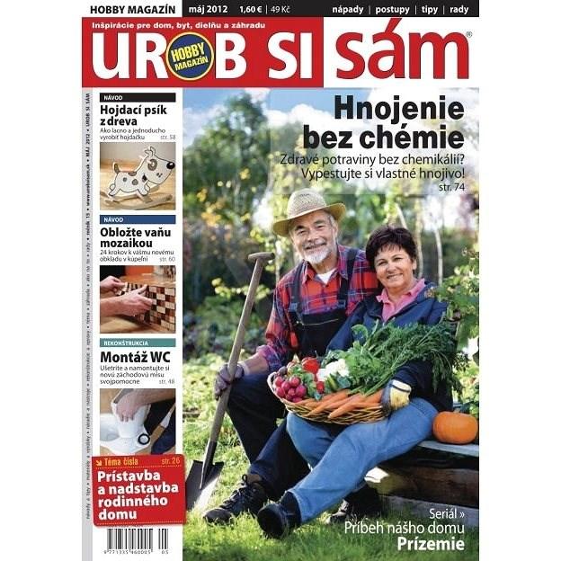 Urob si sám - 05/2012 - Digital Magazine