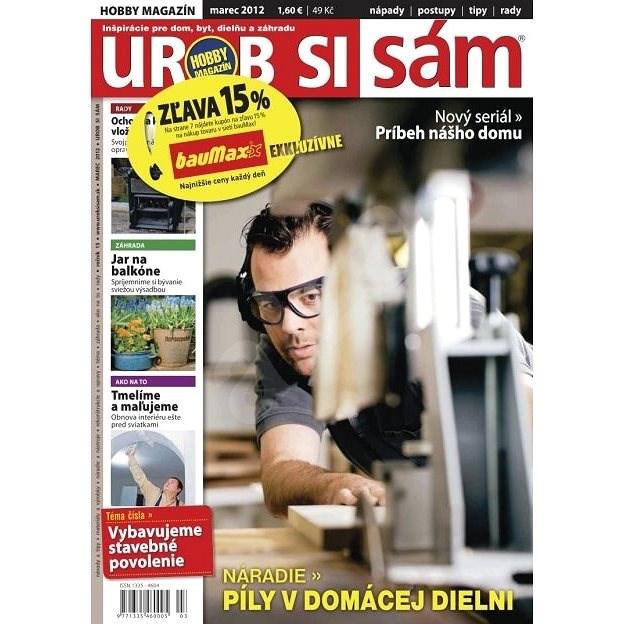 Urob si sám - 03/2012 - Digital Magazine