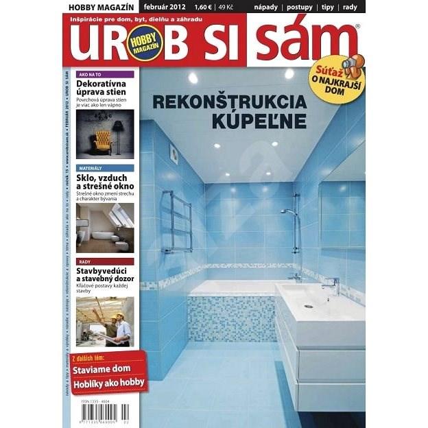 Urob si sám - 02/2012 - Digital Magazine