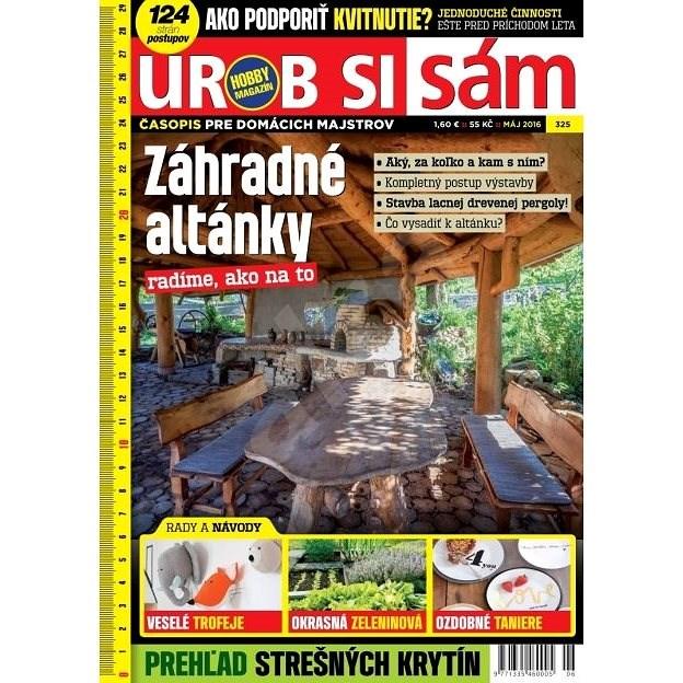 Urob si sám - 6/2016 - Elektronický časopis