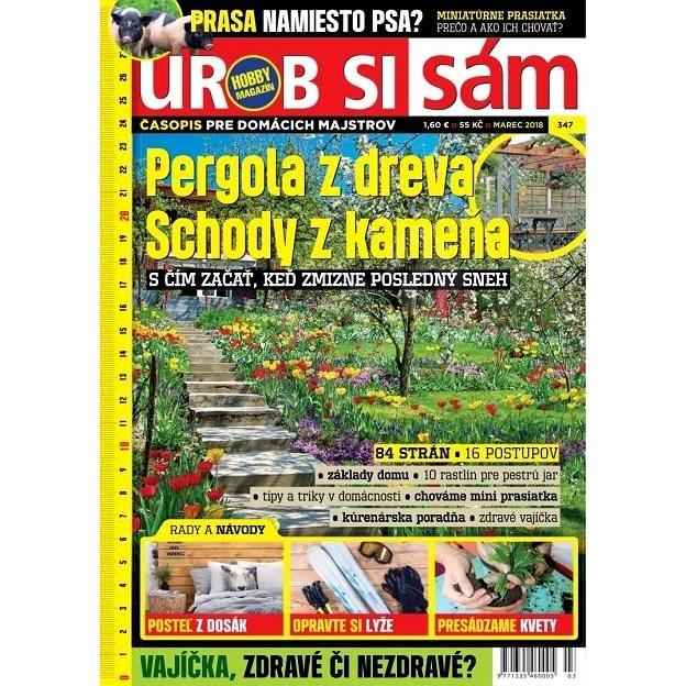 Urob si sám - 3/2018 - Elektronický časopis