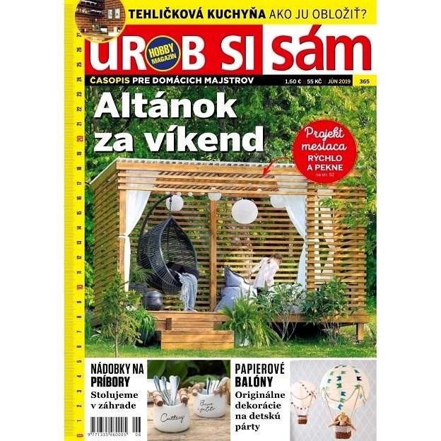 Urob si sám - 6/2019 - Elektronický časopis