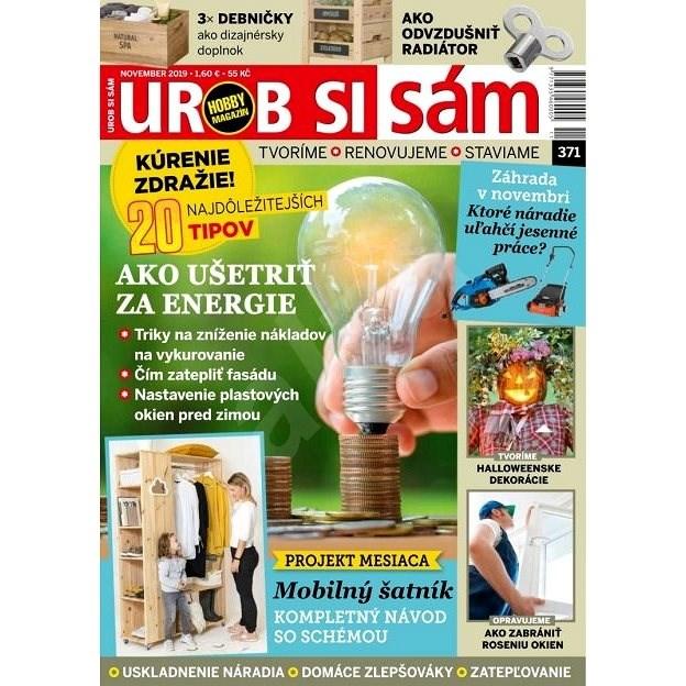 Urob si sám - 11/2019 - Elektronický časopis
