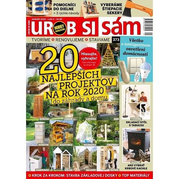 Urob si sám - 1/2020 - Elektronický časopis