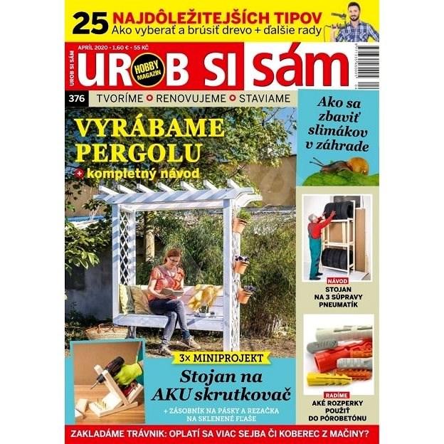 Urob si sám - 4/2020 - Elektronický časopis