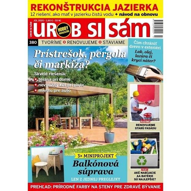 Urob si sám - 7/2020 - Elektronický časopis