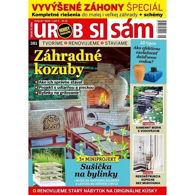 Urob si sám - 8/2020 - Elektronický časopis