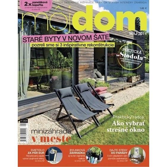 Môj dom - 5/2014 - Elektronický časopis