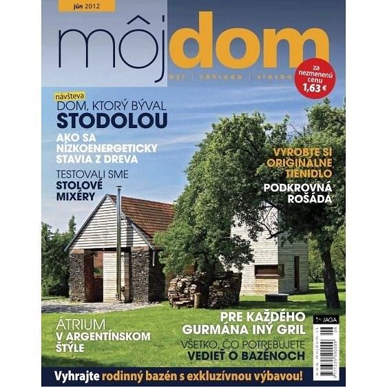 Môj dom - 06/2012 - Elektronický časopis