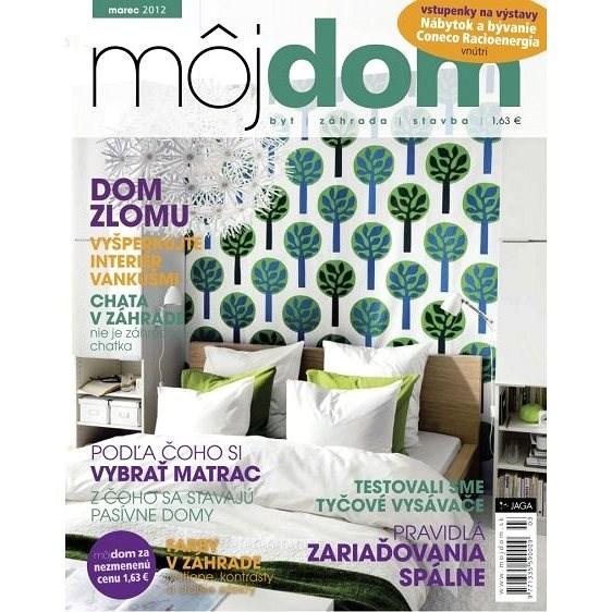 Môj dom - 03/2012 - Elektronický časopis