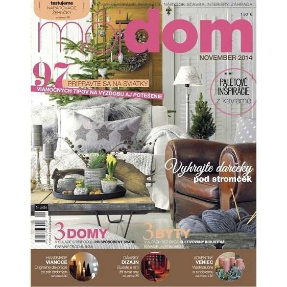 Môj dom - 11/2014 - Elektronický časopis