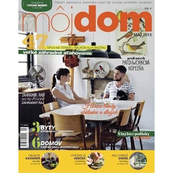 Môj dom - 5/2015 - Elektronický časopis