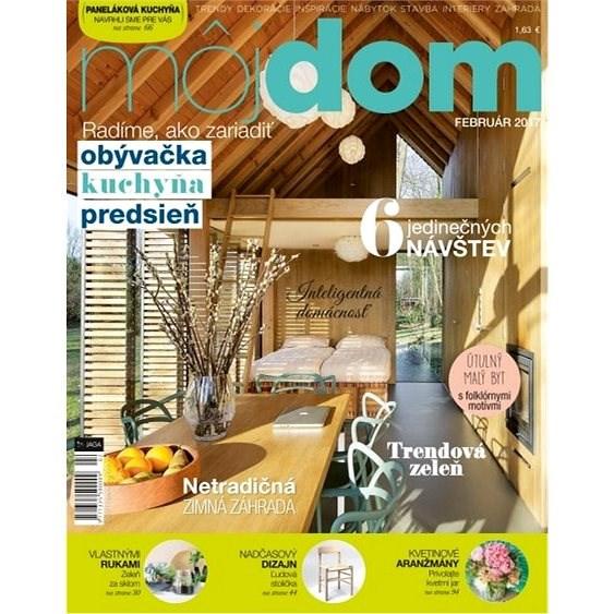 Môj dom - 2/2017 - Elektronický časopis