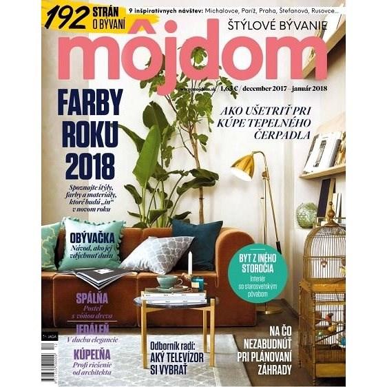 Môj dom - 12/2017-1/2018 - Elektronický časopis