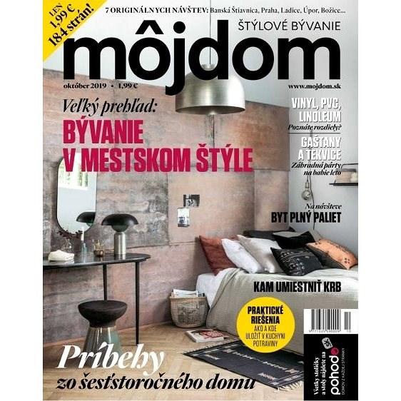 Môj dom - 10/2019 - Elektronický časopis