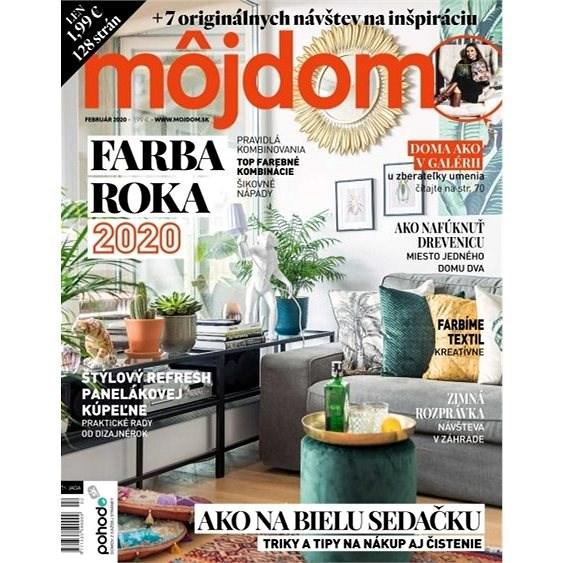 Môj dom - 2/2020 - Elektronický časopis