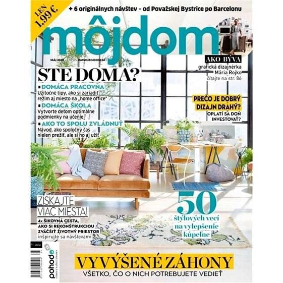 Môj dom - 5/2020 - Elektronický časopis