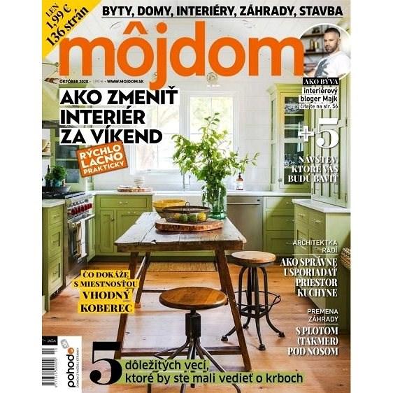 Môj dom - 10/2020 - Elektronický časopis