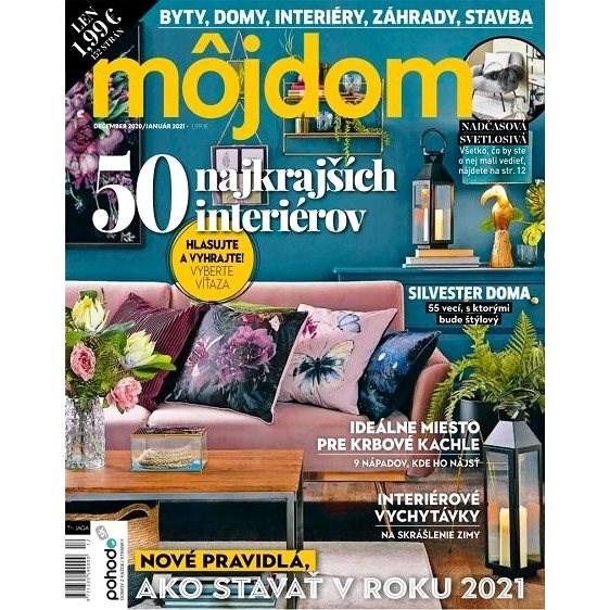 Môj dom - 12/2020 - 1/2021 - Elektronický časopis