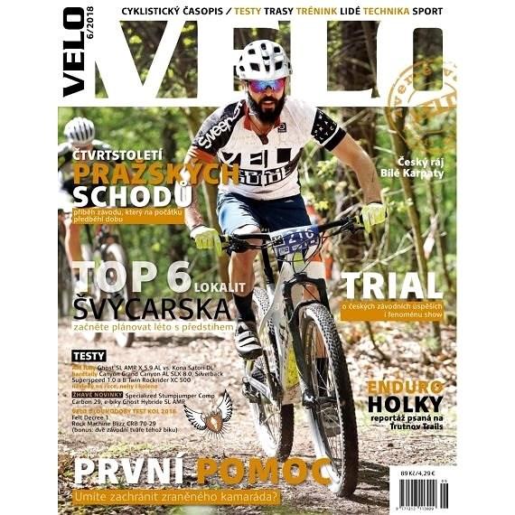 Velo - 6/2018 - Elektronický časopis