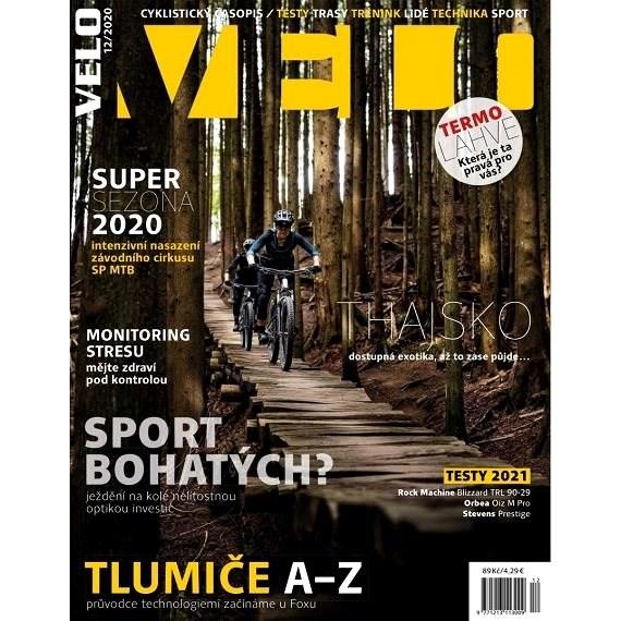 Velo - 12/2020 - Elektronický časopis