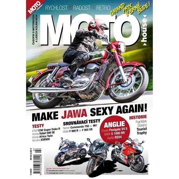 MOTOhouse - 7/2020 - Elektronický časopis