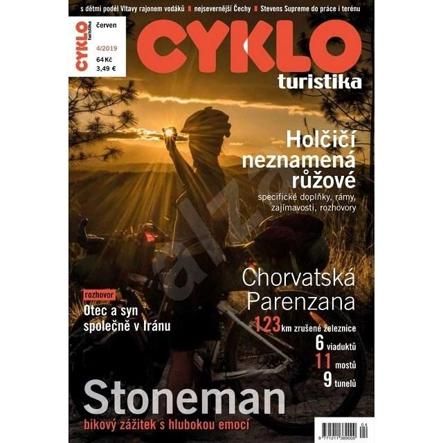 Cykloturistika - 4/2019 - Elektronický časopis