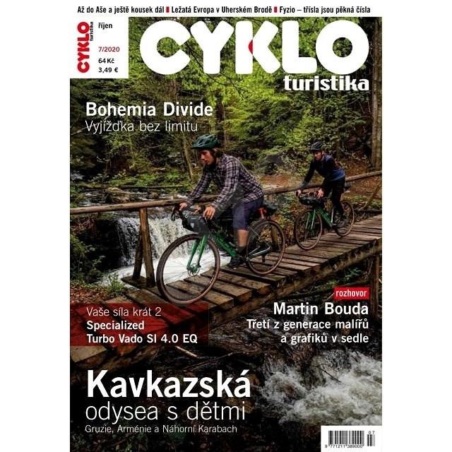 Cykloturistika - 7/2020 - Elektronický časopis