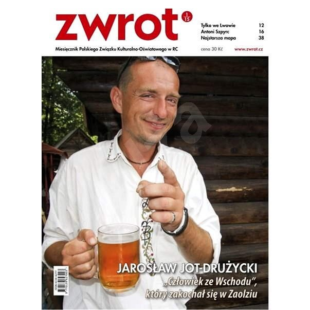 Zwrot - 1/2015 - Elektronický časopis