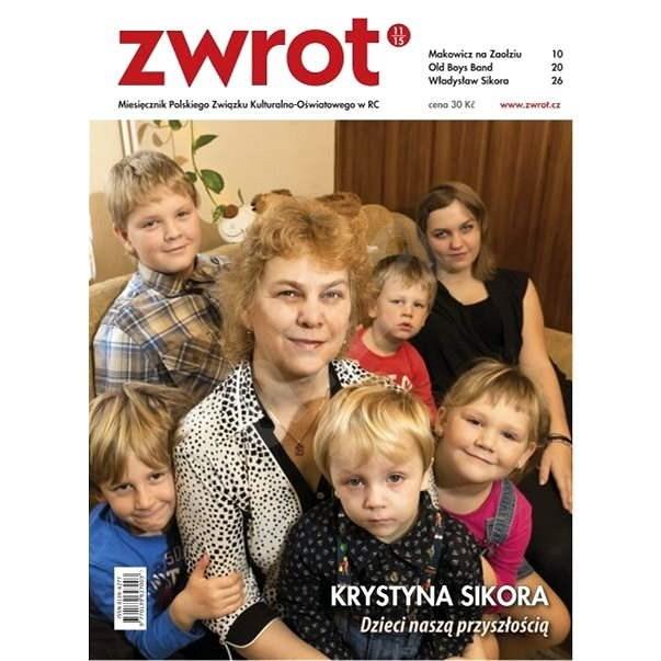 Zwrot - 11/2015 - Elektronický časopis