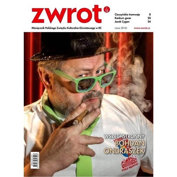 Zwrot - 1/2016 - Elektronický časopis