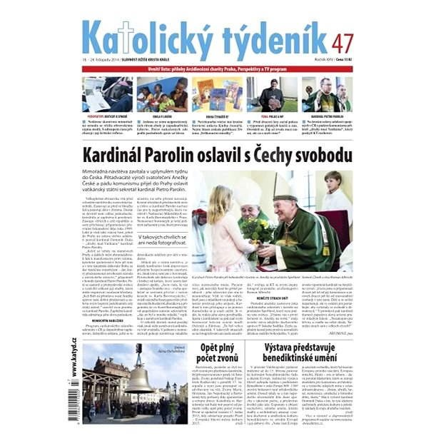Katolický týdeník - 47/2014 - Elektronické noviny