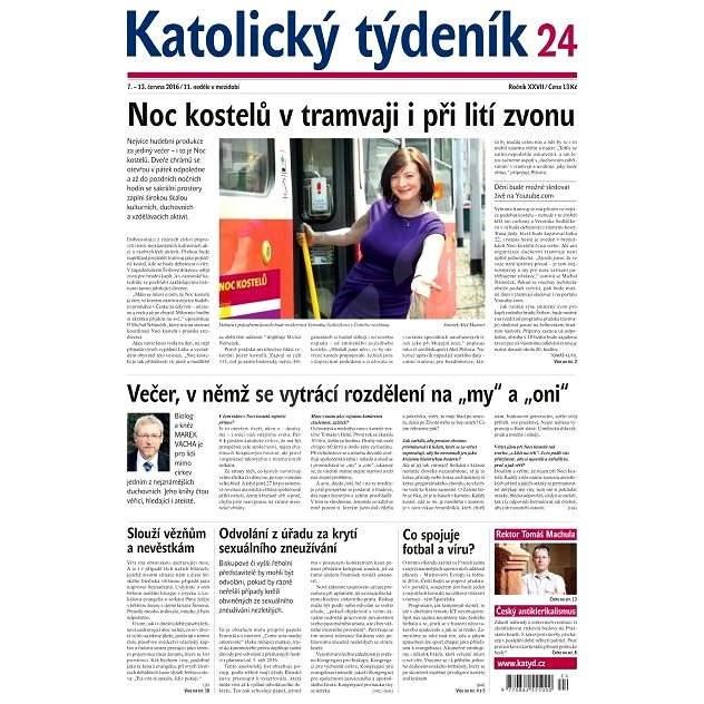 Katolický týdeník - 24/2016 - Elektronické noviny