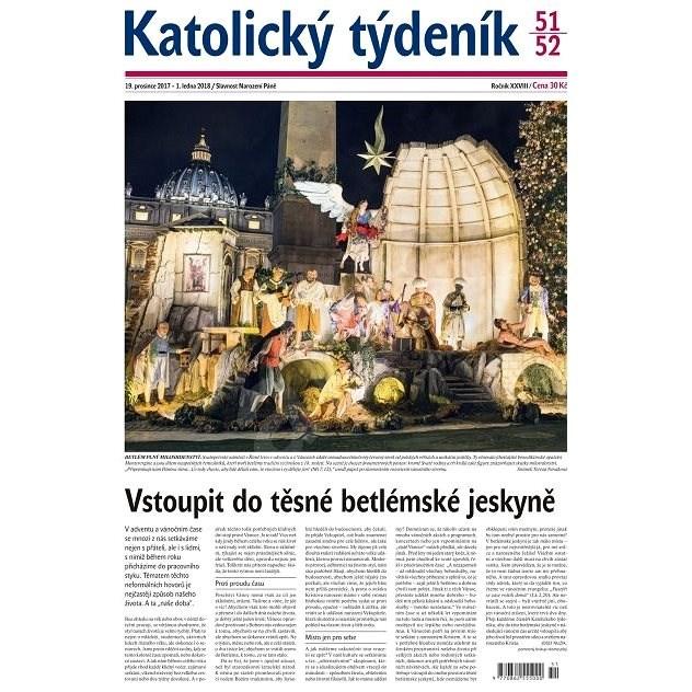 Katolický týdeník - 51/2017 - Elektronické noviny