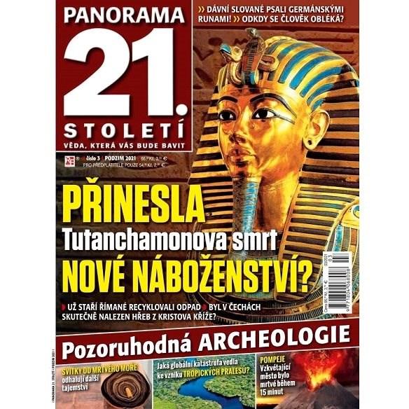 21. století Panorama - 3/21 - Elektronický časopis