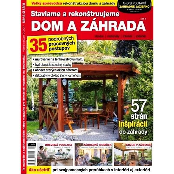 VŠETKO O ... - Dom a Záhrada - Elektronický časopis