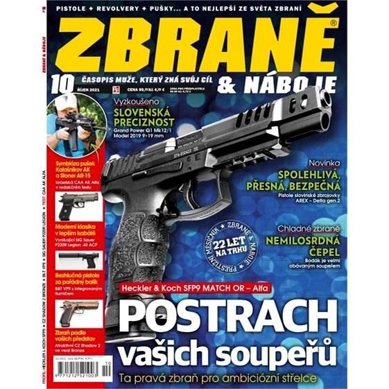 Zbraně a náboje - 10/21 - Elektronický časopis