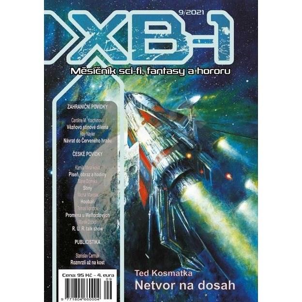 XB-1 - 9/2021 - Elektronický časopis